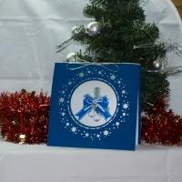 Новогодняя открытка 44