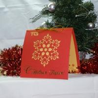 Новогодняя открытка 55