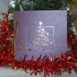 Новогодняя открытка 03